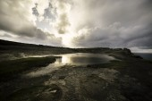 Ireland, Nature, Beautiful, Sunset Water, Clouds, Sky